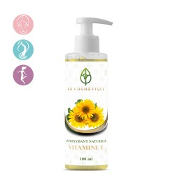 Vitamine E 100% naturel KB COSMETIQUE