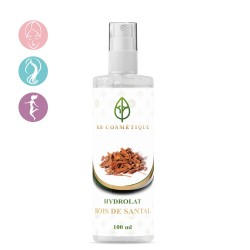 Hydrolat au Bois de Santal KB COSMETIQUE